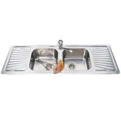 1524 Tandi Double Bowl Sink