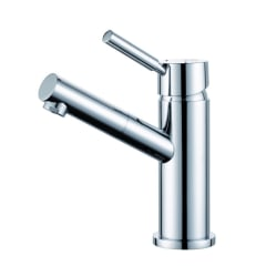 Dolce Basin Mixer AngledOutlet - CHROME