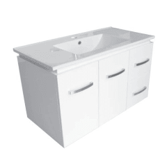 900 Lena Wall Hung Vanity Unit