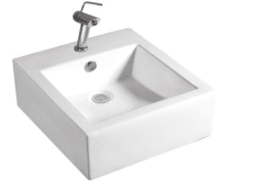 Above Counter Basin 465 x 465 x 155mm