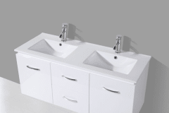 1200 Lena Wall Hung Vanity Unit