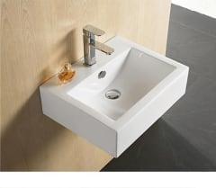 Square Above Counter Basin 515*410*150