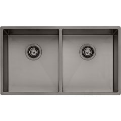 Oliveri Spectra Double Bowl Sink