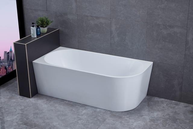 Alexia Corner Freestanding Bath