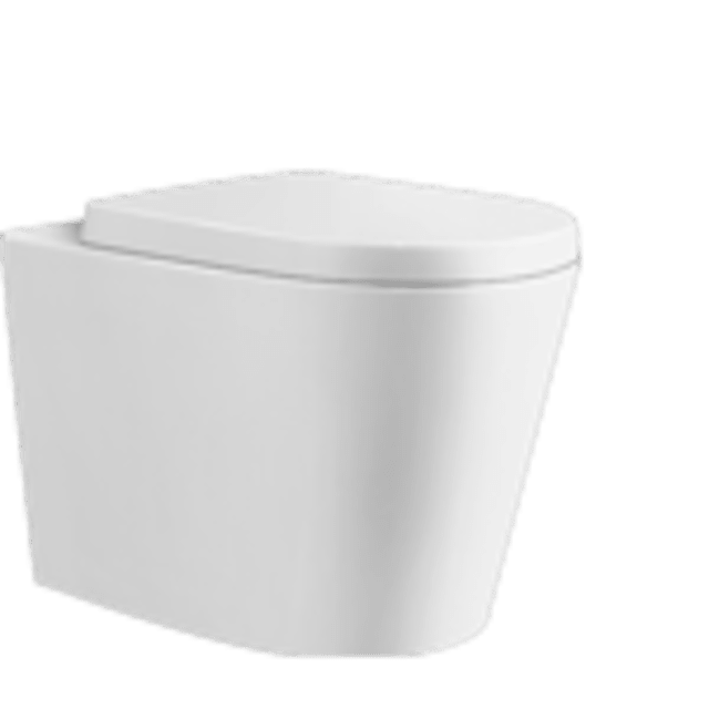 Bella Standard In Wall Toilet Suite