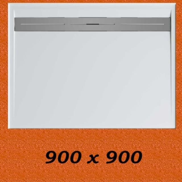 Stonelite™ Urban MKII 900x900 Rear Outlet