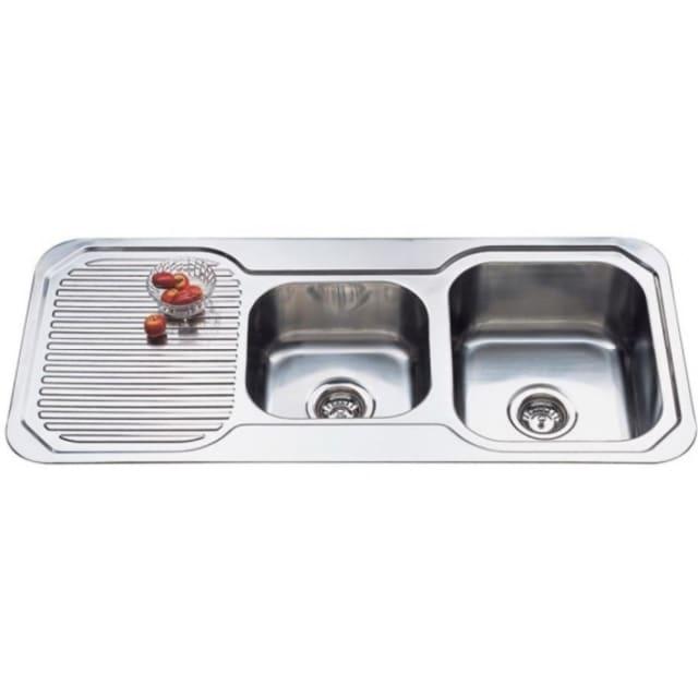 1080 Ariette Sink 1 And 3/4 Bowl Sink