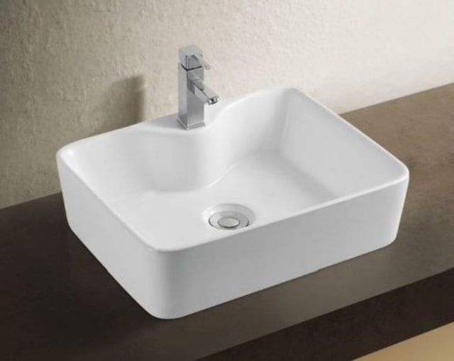 Above Counter Basin 1Taphole