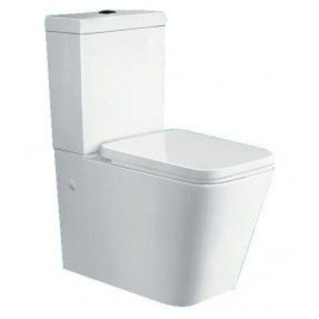 Amore Toilet Suite Universal Trap