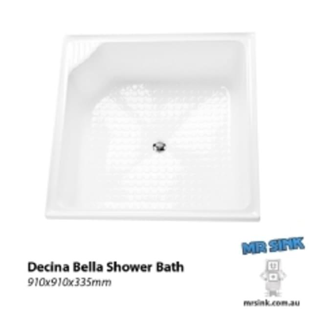 Decina Bella 910x910x335 Bath