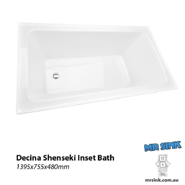 Decina Shenseki 1395 Bath