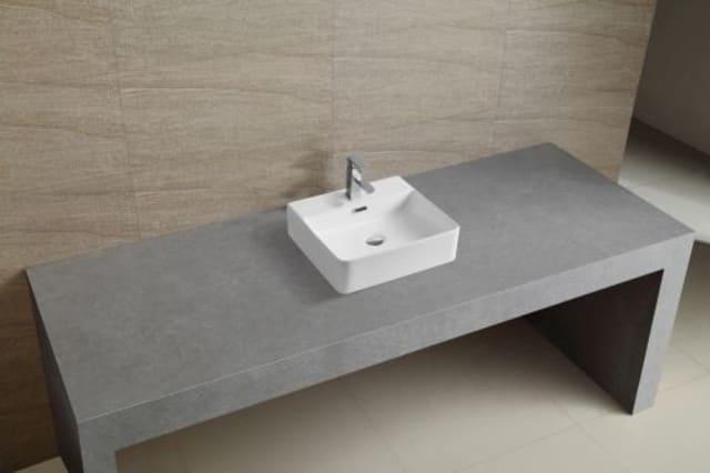 Square Above Counter Basin 420 VA1420