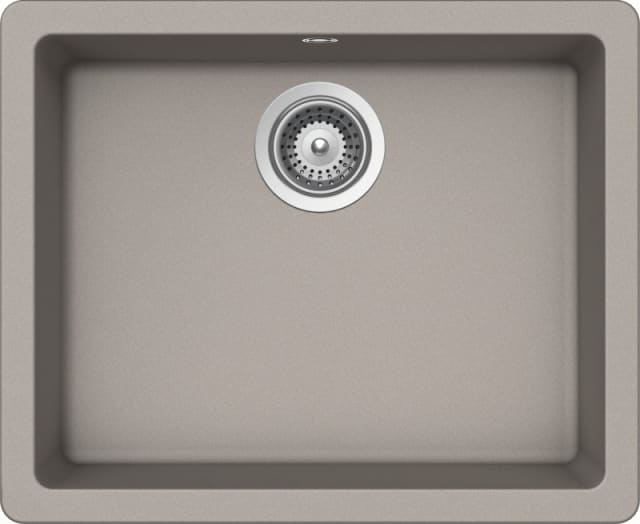 Abey Quadro Large Single Bowl Granite Sink