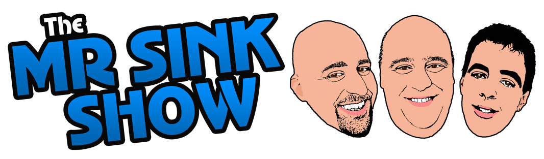 Mr Sink Show Logo