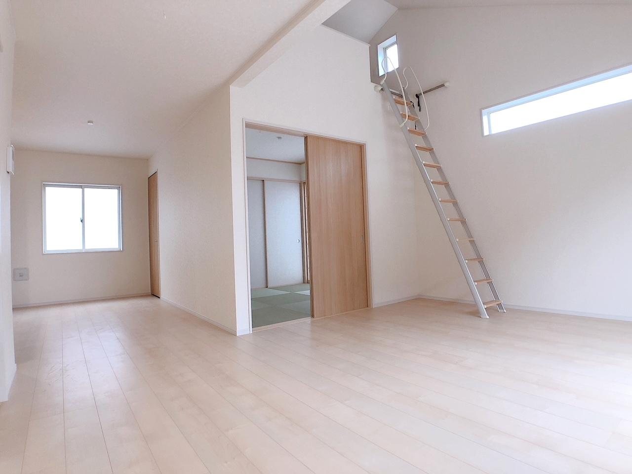 古河市駒羽根の新築一戸建て平屋のご紹介写真1