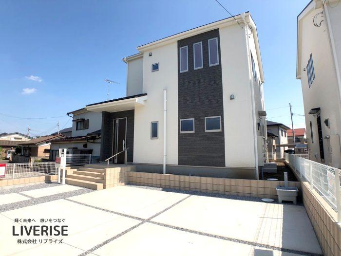 古河市 新築一戸建て 1500万円以下古河市の不動産・土地・戸建・マンション・賃貸・売却査定・リブライズ