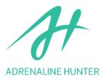 adrenaline-hunter logo