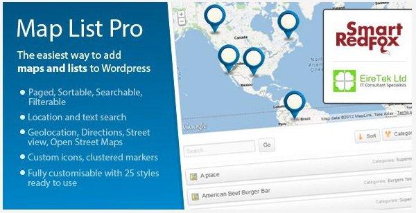 travel blog plugin map list pro