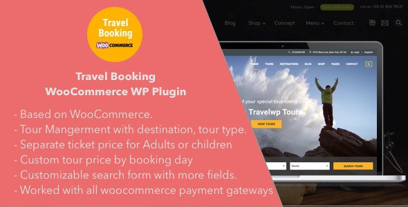 wordpress travel plugin travelbooking