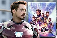 Robert Downey Jr ....