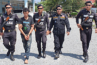 Drug traffickers in Bati, who dared...