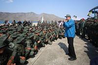 Venezuela, Colombia's border dispute...