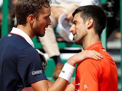 Novak Djokovic ហាលអាវ តែ Rafael Nadal...