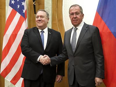 US, Russian Officials Signal Desire t...