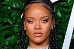 Rihanna Makes a Grand Entrance at Roc...