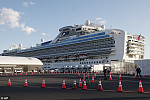 Two Diamond Princess passengers were...