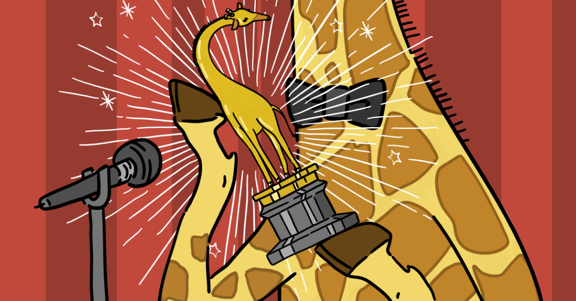 Golden Giraffe for Best Writing