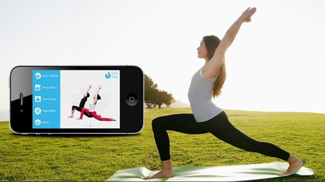 Top 10 Best Yoga Apps For IPhone To Practice Yoga : iPhone Apps