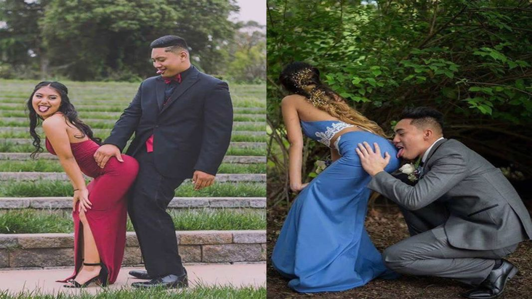 Top 10 Amazing Wedding Photos That Will Make You Say WTF : Trends