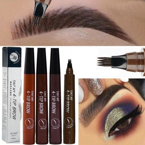 Microblading Waterproof Pen For Perfect Eyebrows : Fashion Trends