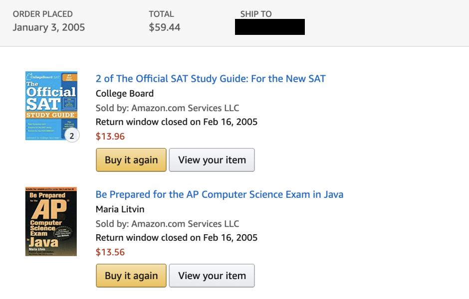 Shopping on Amazon Sucks Now