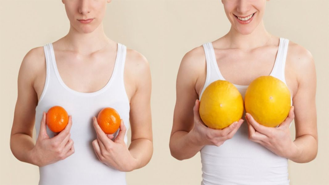 10 Best Foods To Increase Breast Size Naturally, According to Nutritionist
