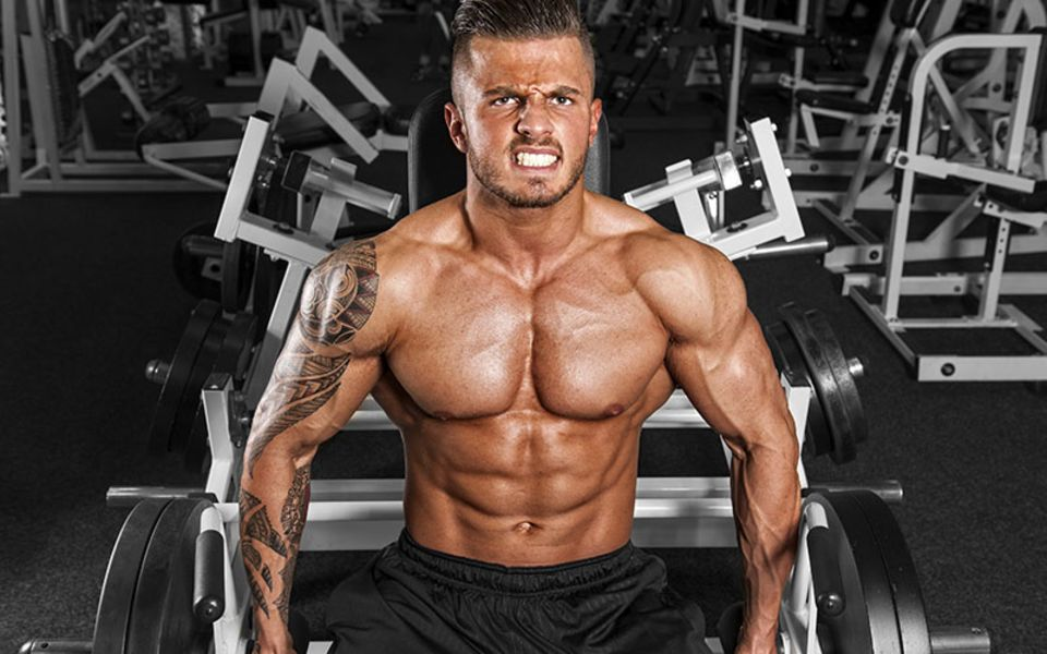 4 Day Power Muscle Burn Workout Split to Maximize Progression and Muscle Gains