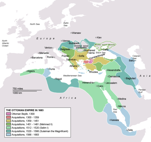 Today in European history: the Battle of Kosovo (1389)