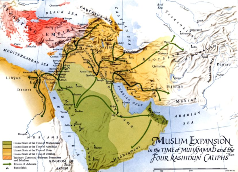 Today in Middle Eastern history: the Battle of Heliopolis (640)