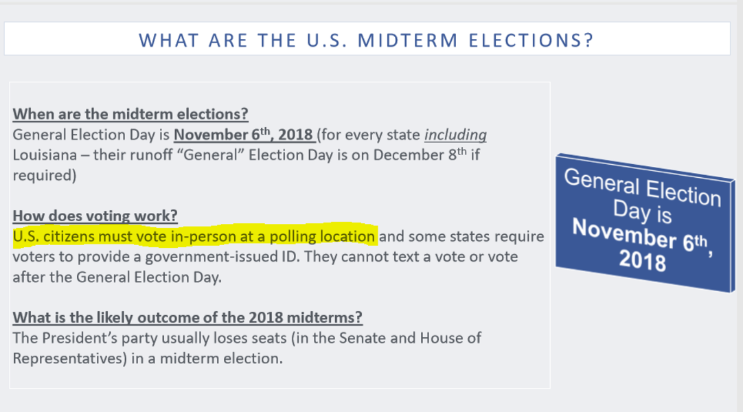 Facebook's election training materials riddled with errors