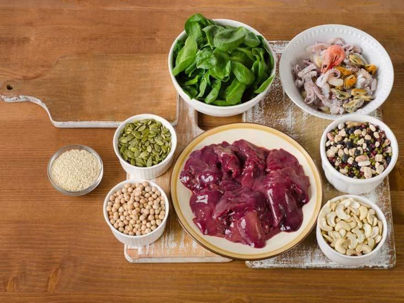 Top 10 'Healthy' Vegetarian Foods That Are Loaded With Iron Than Meat