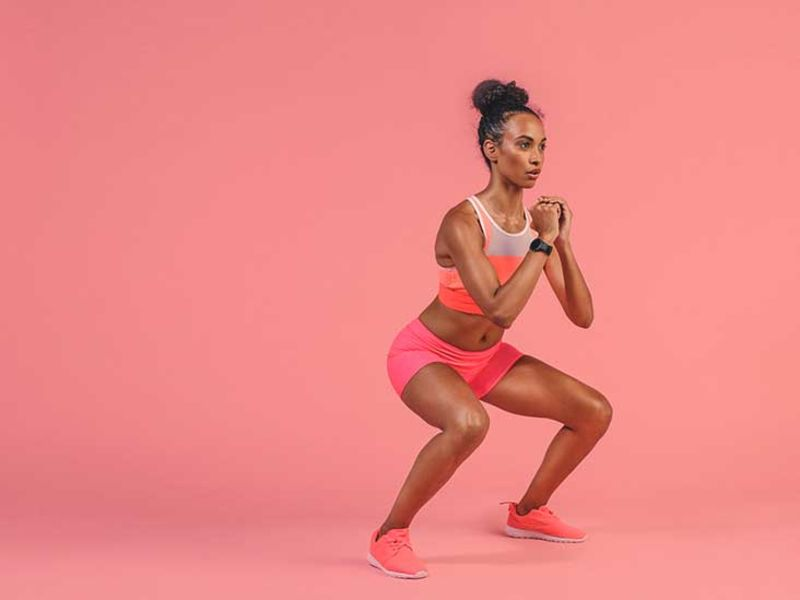Top 3 Best Exercises For the Glutes - Women Only