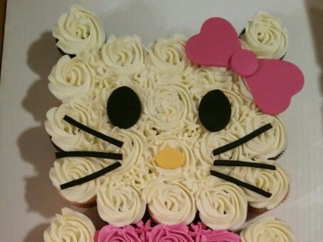 cupcakes cake