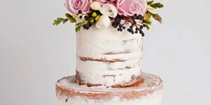 Sweetly Naked Cake