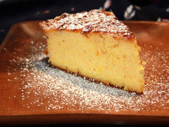 Could this be the best Orange Cake ever?  Parramatta