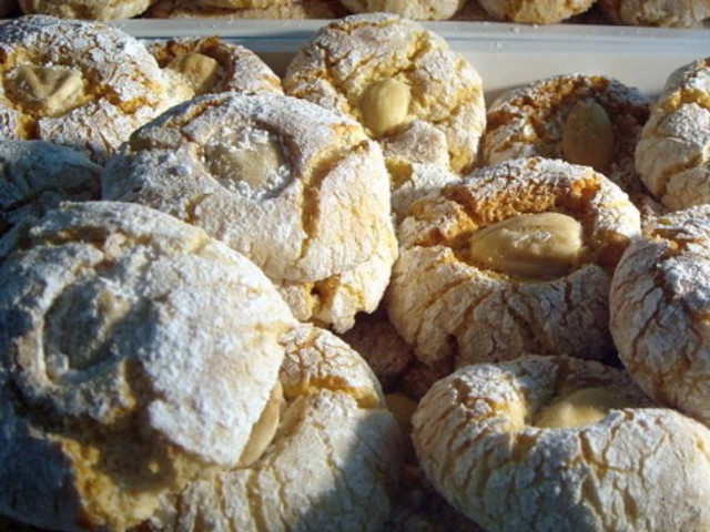 Homemade Almond Biscuits Surry Hills