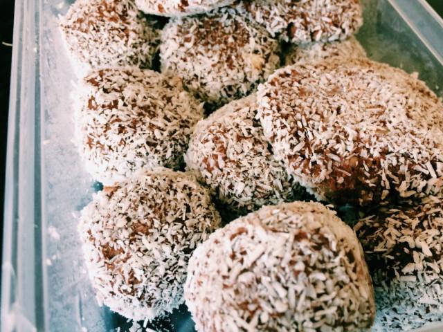 8 Protein Balls by GottaBeMacho  Surry Hills