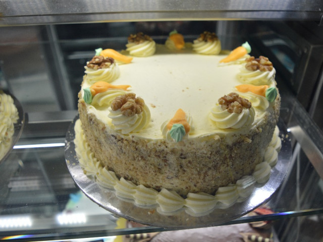 Carrot Cake Marrickville