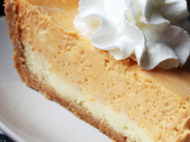Incredible Pumpkin Cheesecake Darwin