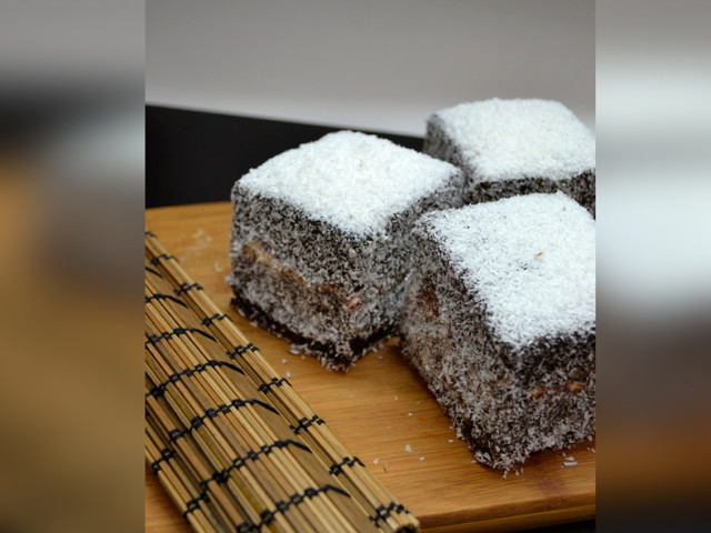 Lamingtons!!! Marrickville